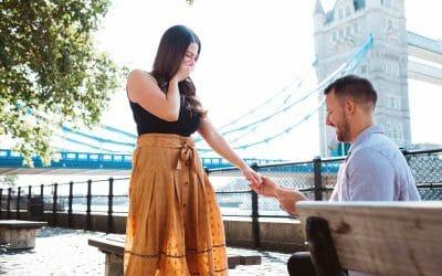 Proposal Photographer London
