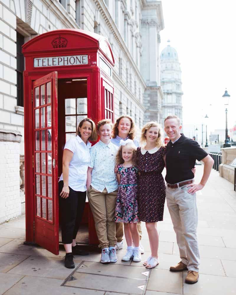 london family photos by big ben