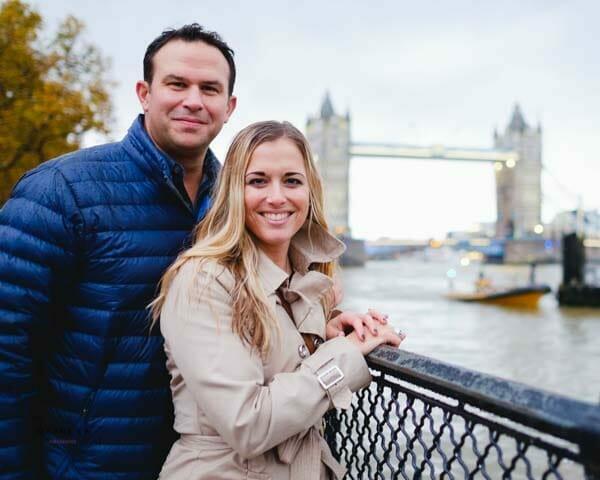 surprise proposal London