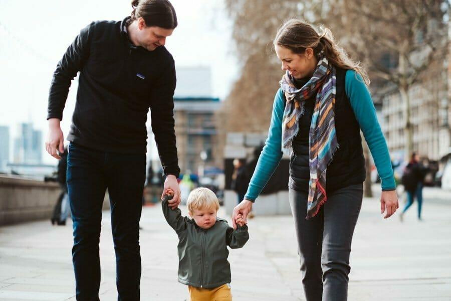 Family Photoshoot London